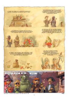 Extrait de Le donjon de Naheulbeuk -INT02- Tomes 4 à 6