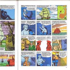 Extrait de Barbe-Rouge -2c1974- Le Roi des Sept Mers