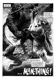Extrait de Savage Tales (Marvel - 1971) -1- Savage Tales #1