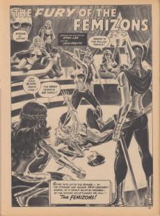Extrait de Savage Tales (Marvel - 1971) -3- Savage Tales #3