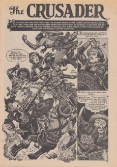 Extrait de Savage Tales (Marvel - 1971) -4- Savage Tales #4