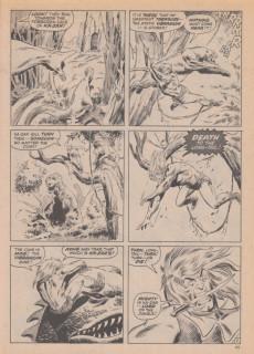 Extrait de Savage Tales (Marvel - 1971) -6- Savage Tales #6