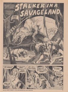 Extrait de Savage Tales (Marvel - 1971) -7- Savage Tales #7