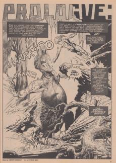 Extrait de Savage Tales (Marvel - 1971) -9- Savage Tales #9
