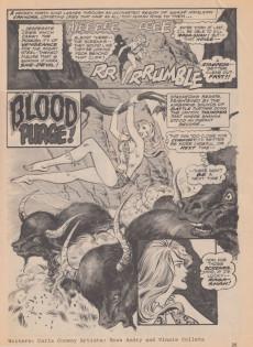 Extrait de Savage Tales (Marvel - 1971) -10- Savage Tales #10