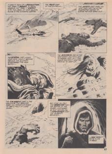 Extrait de Savage Tales (Marvel - 1971) -11- Savage Tales #11