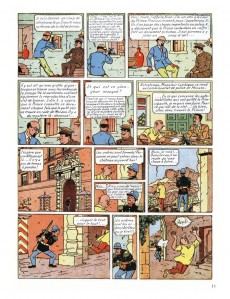 Extrait de Bob et Bobette (Collection série bleue) -4- La clef de bronze