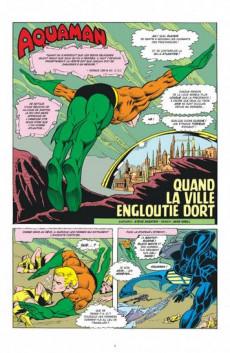 Extrait de Aquaman : La Mort du Prince