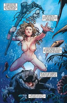 Extrait de Jungle Fantasy: Ivory (2016) -1- Issue 1