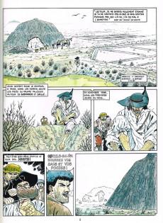 Extrait de Les chemins de Malefosse -5b1989- L'or blanc