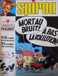 Extrait de (Recueil) Spirou (Album du journal) -125'- Spirou album du journal