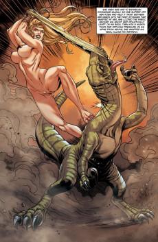 Extrait de Jungle Fantasy: Ivory (2016) -7- Issue 7