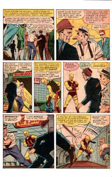 Extrait de Daredevil (1964) -1- The origin of daredevil