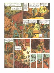 Extrait de Spirou et Fantasio (Une aventure de.../Le Spirou de...) -12Noël- Il s'appelait ptirou