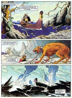 Extrait de Marvel Graphic Novel (1982) -15- Raven Banner: A Tale of Asgard