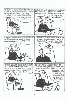 Extrait de La bande dessinée ou comment j'ai raté ma vie