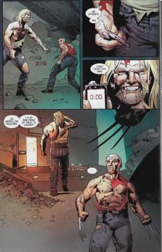 Extrait de Marvel Legacy - X-Men Extra (Marvel France - 2018) -4- Joyeux anniversaire,Old man Logan