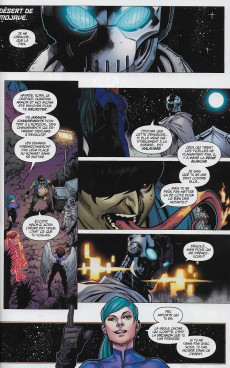 Extrait de Marvel Legacy - X-Men (Marvel France - 2018) -7- Cruel et dégradant