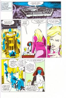 Extrait de X-Men : Le massacre mutant