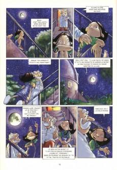 Extrait de Les aventures d'Irial -1- Monsieur Lune