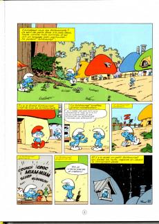 Extrait de Les schtroumpfs -6d12- Le cosmoschtroumpf
