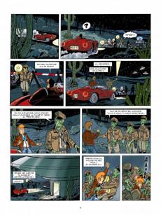 Extrait de Brian Bones, détective privé -3- Corvette 57