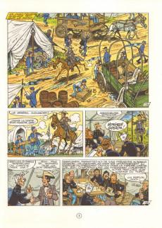 Extrait de Les tuniques Bleues -26- L'or du Québec