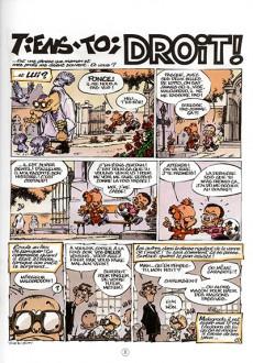 Extrait de Le petit Spirou présente... -6Eté- Mon prof de zumba