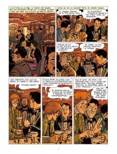 Extrait de Nestor Burma -1312- Corrida aux Champs-Élysées