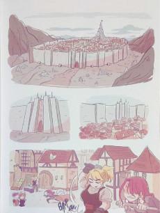 Extrait de Erika et les princes en détresse -1- Volume 1
