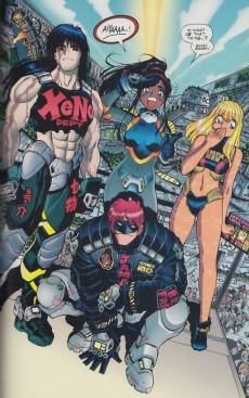 Extrait de Titans: Scissors, Paper, Stone (1997) - Titans: Scissors, Paper, Stone