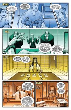 Extrait de Black Panther VS. Deadpool -3- Part Three: A Mutual Threat