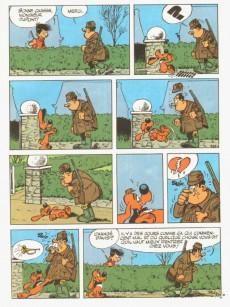 Extrait de Boule et Bill -15- (Collection Eaglemoss) -3723- Carnet de Bill