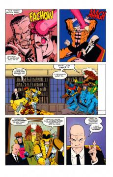 Extrait de X-Men (L'intégrale) -36INT- X-men : l'intégrale 1993 (V)