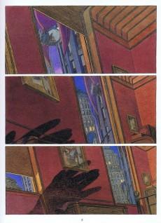 Extrait de Les cités obscures -7- L'ombre d'un homme