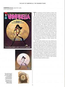 Extrait de Art of Vampirella (The)  - The Art of Vampirella: The Warren Years