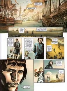 Extrait de Les grands Personnages de l'Histoire en bandes dessinées -1- Bonaparte