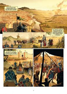 Extrait de Les reines de sang - Constance d'Antioche, la Princesse rebelle -1- Volume 1