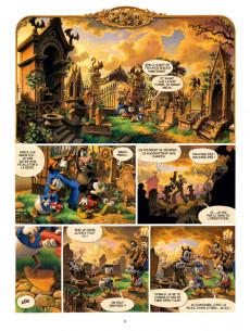Extrait de Mickey (collection Disney / Glénat) -8- Horrifikland - Une terrifiante aventure de Mickey Mouse