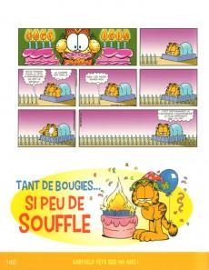Extrait de Garfield -HS11- Garfield fête ses 40 ans !
