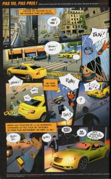 Extrait de Les incroyables pouvoirs des Supermoi - Tome 1