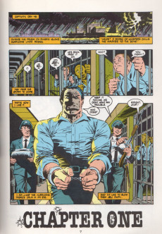 Extrait de Punisher Vol.01 (Marvel comics - 1986) (The) -Int- THE PUNISHER Circle of Blood