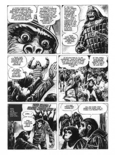 Extrait de La planète des singes (Panini Comics) -2- Homme parmi les singes