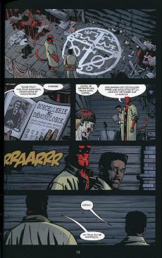 Extrait de Hellboy & B.P.R.D. -4- 1955