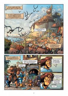 Extrait de Lanfeust de Troy -2c2017- Thanos l'incongru