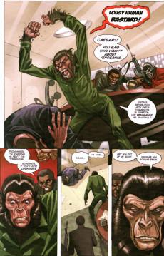Extrait de Revolution on the Planet of the Apes -3- (sans titre)
