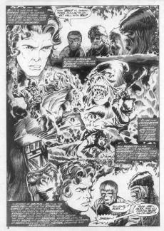 Extrait de Planet of the Apes (Marvel comics - 1974) -6- (sans titre)