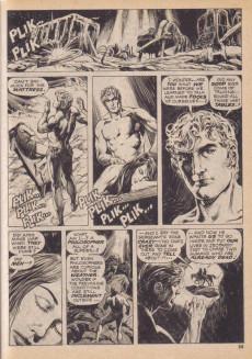 Extrait de Planet of the Apes (Marvel comics - 1974) -8- The Warhead Messiah!