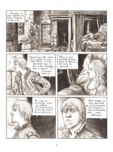 Extrait de Milady ou le Mystère des Mousquetaires