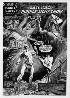 Extrait de Planet of the Apes (Marvel comics - 1974) -13-